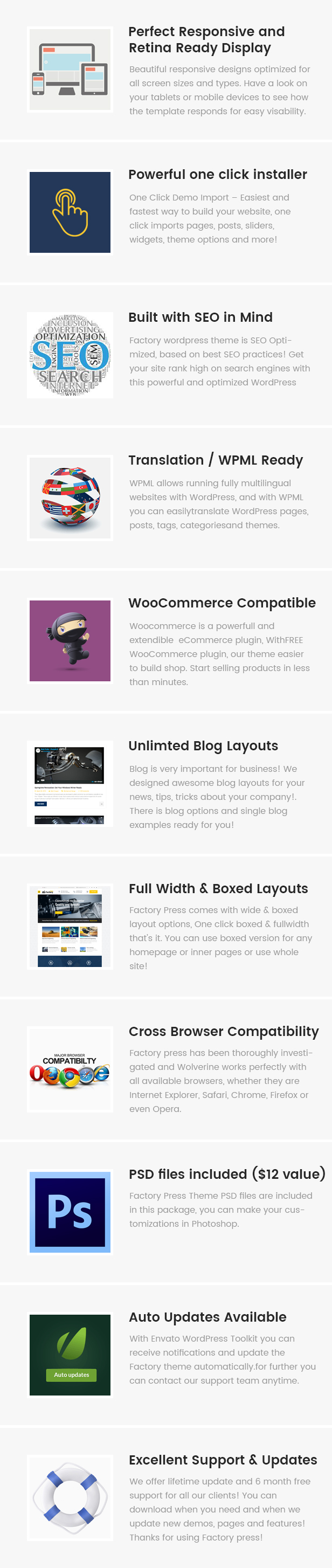 FactoryPress - Factory, Company And Industry WP Theme - 3
